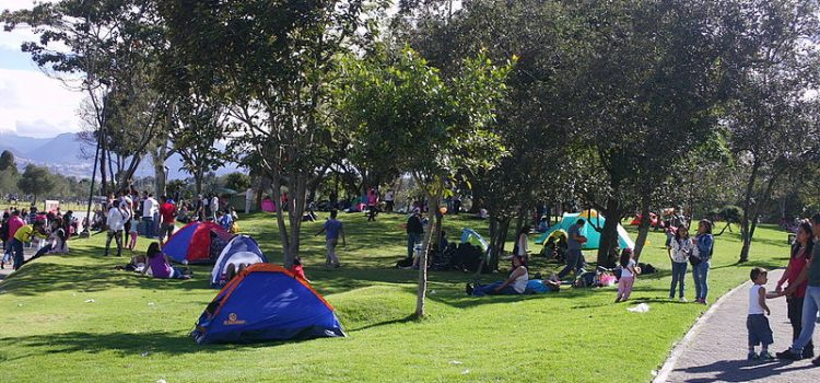 Camping les Vernières