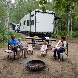 Nos conseils pour partir en camping avec des enfants !